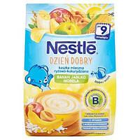 Молочна каша Nestle Рисово кукурудзяна з яблуком бананом і абрикосом 230 г (12274966)