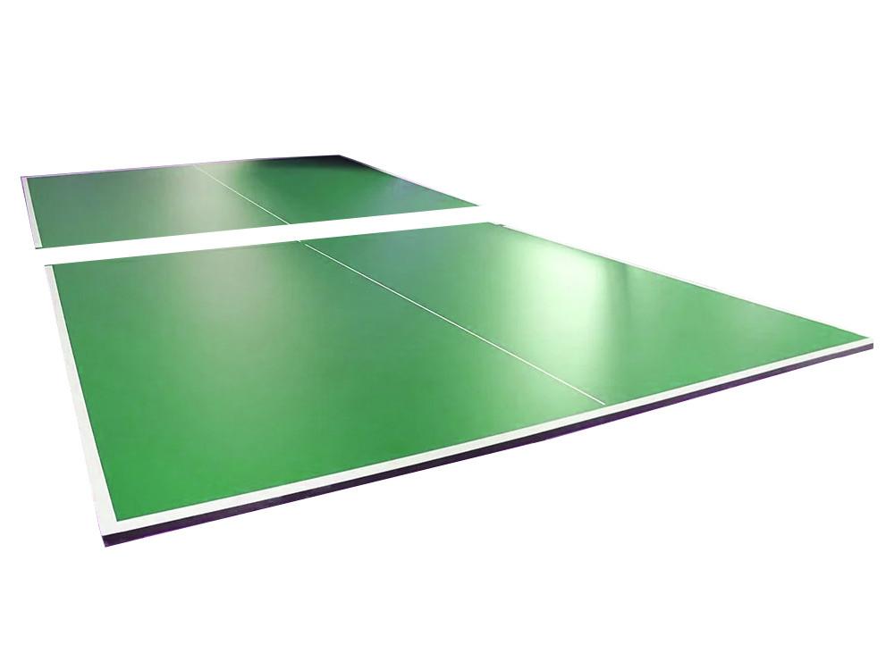 Теннисная крышка зеленая