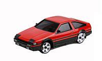 Автомодель Firelap IW02M-A Toyota AE86 2WD на радиоуправлении, масштаб 1к28 красный SKL17-139666
