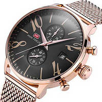 Часы мужские Mini Focus MF0135G.07 Cuprum-Black