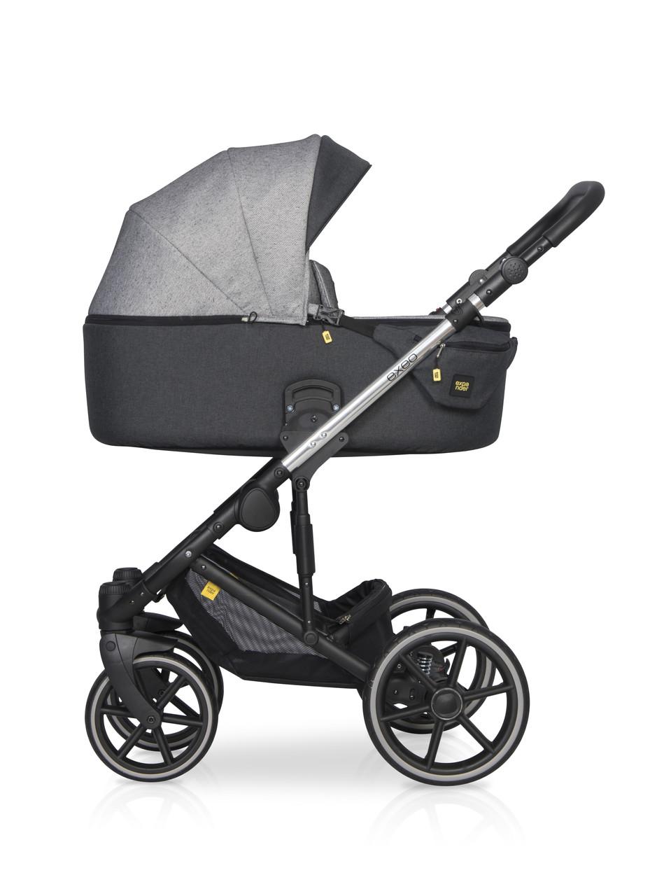 Детская универсальная коляска 2 в 1 Expander Exeo 05 Antracite