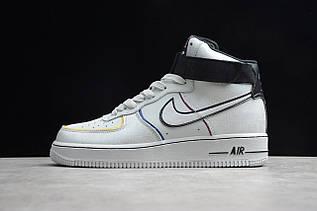 Кроссовки мужские Nike Air Force 1 / 1AFM-355 (Реплика)
