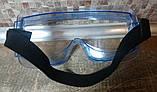 Защитные очки закрытые, фото 3