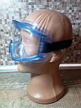 Защитные очки закрытые, фото 7