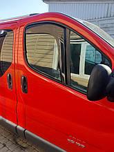 Дефлектори вікон (вітровики) Renault MASTER / MASCOT / Movano 1998-2010 ( (вставні)