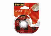 3М  Scotch Cristal клейкая лента в подставке 19мм х 7,5м