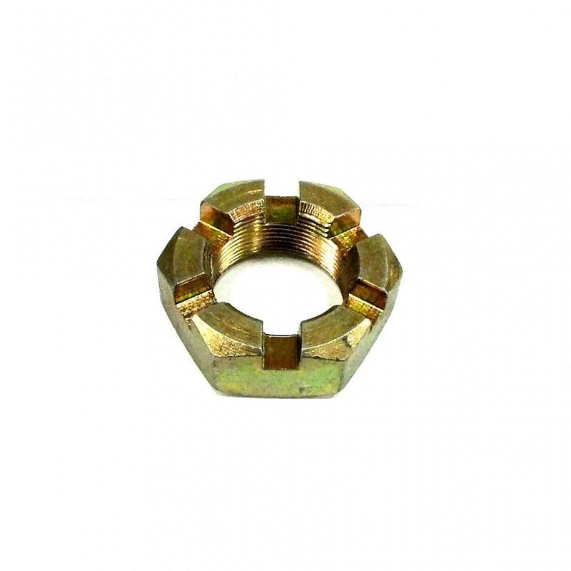 Гайка М33х1,5 реакт. пальца Евро корончатая (РОСТАР) 55111-2919032