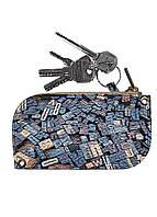 Ключница DM 01 Буковки разноцветная SKL47-176578