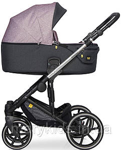 Детская универсальная коляска 2 в 1 Expander Exeo 02 Purple