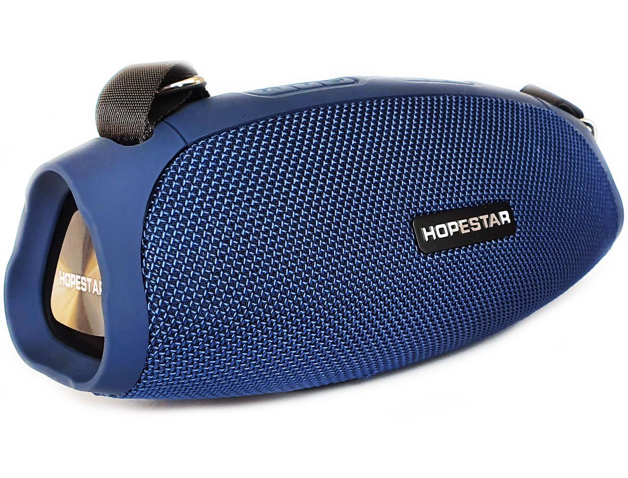 Портативная беспроводная стерео колонка Hopestar H43 c Bluetooth, USB и MicroSD