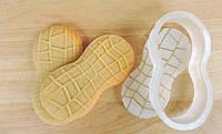 3D формочка для печенья - Арахис | Вырубка для печенья на заказ