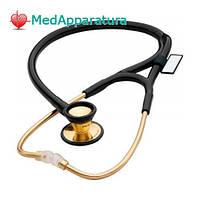 Стетоскоп кардиологический, классический Золотой MDF 797К