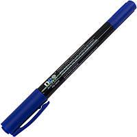 """Маркер """"Neo Line"""" №5846 синій(12)(144), фото 1"""