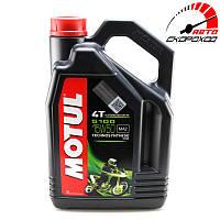 Моторное масло MOTUL 5100 4T 15W-50 (4л)
