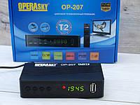 Приставка Т2 Operasky OP-207 тюнер DVB-Т2