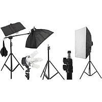 Набор постоянного студийного света Visico - FL307 MAX, фото 1
