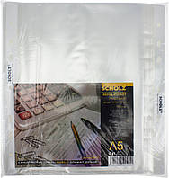 "Файл A5 ""Sсholz"" №5012 40мкм прозор.(100шт/пач.)(40пач./ящ.), фото 1"