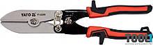 Ножницы по металлу для гофры Yato YT-22380