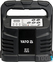 Зарядное устройство для автомобиля Yato YT-8303