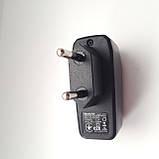 Б/У Зарядное устройство Bravis Next 5V / 0.5A / USB универсальное (Китай), фото 3