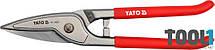 Ножницы по металлу прямые 255 мм Yato YT-1925