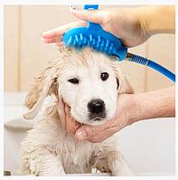 Рукавички Supretto Aquapaw для мийки тварин (34781)