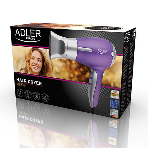 Фен для волос Adler AD 2218 1500w