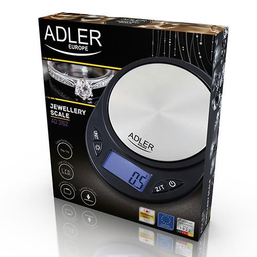 Весы ювелирные Adler AD 3162