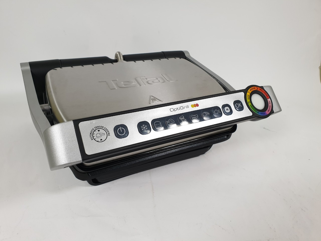 Гриль Tefal Optigrill GC702D16