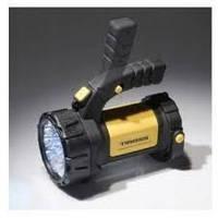 Фонарь ручной многофункциональный Tiross TS-1871 15 LED + 2W COB LED yellow, фото 1