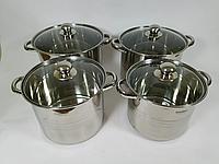 Набор кастрюльEisenbach Professional 8 предметов, фото 1
