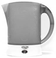 Чайник дорожный Adler 1268 0.6л 600Вт