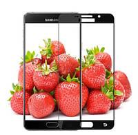 Защитное стекло Full Glue 3D Black для Samsung Galaxy J5 (2017) J530 черное
