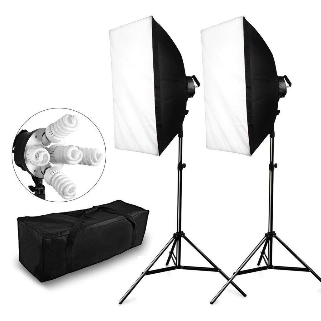 Набор постоянного студийного света на 5 ламп (х2 шт) BPS CA9061