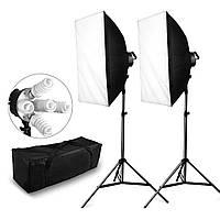Набор постоянного студийного света на 5 ламп (х2 шт) BPS CA9061, фото 1