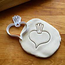 3D формочка для печива - Буряк | Вирубка для печива на замовлення