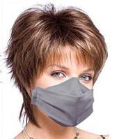 Многоразовая - Защитная маска для лица серый