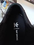 Кросівки Adidas Raf Simons Metallic Чорні, фото 7