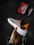 Кросівки чоловічі Nike EXP-X14 Помаранчеві, фото 3