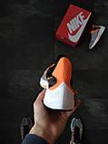 Кросівки чоловічі Nike EXP-X14 Помаранчеві, фото 4