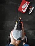 Кросівки чоловічі Nike EXP-X14 Помаранчеві, фото 6