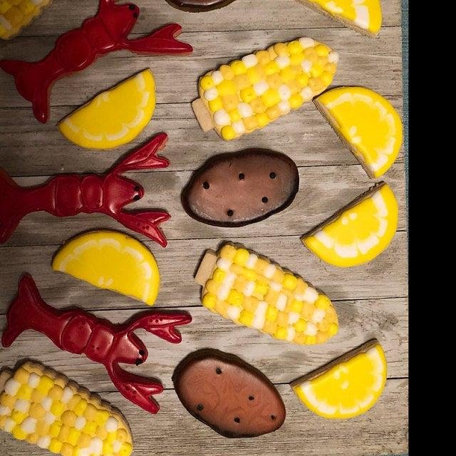 3D формочка для печенья - Картофель | Вырубка для печенья на заказ