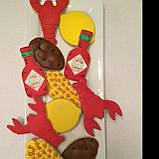 3D формочка для печенья - Картофель | Вырубка для печенья на заказ, фото 4