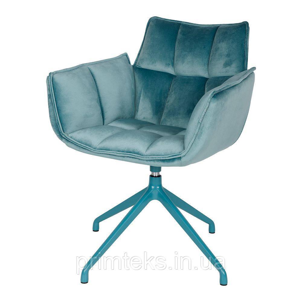 Кресло поворотное CHARDONNE( Шардоне) бирюзовый
