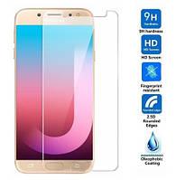 Защитное стекло Tempered ProGlass 0,33mm 2,5D для Samsung Galaxy J7 (2017) J730 прозрачное
