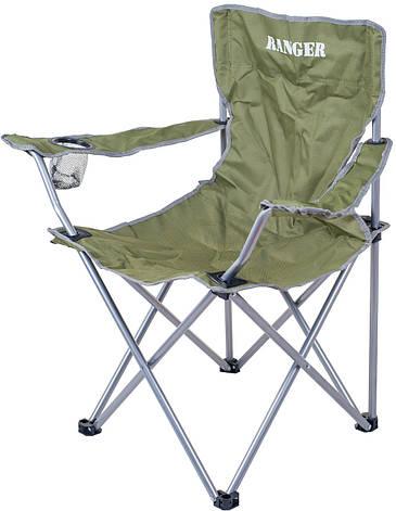 Складное кемпинговое кесло Ranger (Ренджер) SL-620 (RA 2228), фото 2