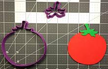 3D формочка для печива - Баклажан | Вирубка для печива на замовлення