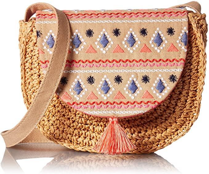Детская Соломенная  сумочка   сумка  кроссбоди   Джимбори Gymboree  (США)