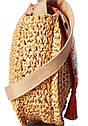 Детская Соломенная  сумочка   сумка  кроссбоди   Джимбори Gymboree  (США), фото 4