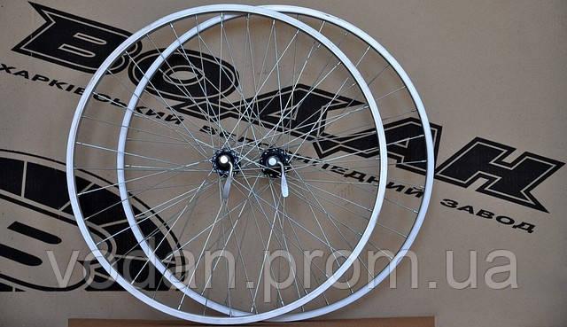 Колесо велосипедное «Водан» 26 дюймов. «Сити». Пара – переднее и заднее.